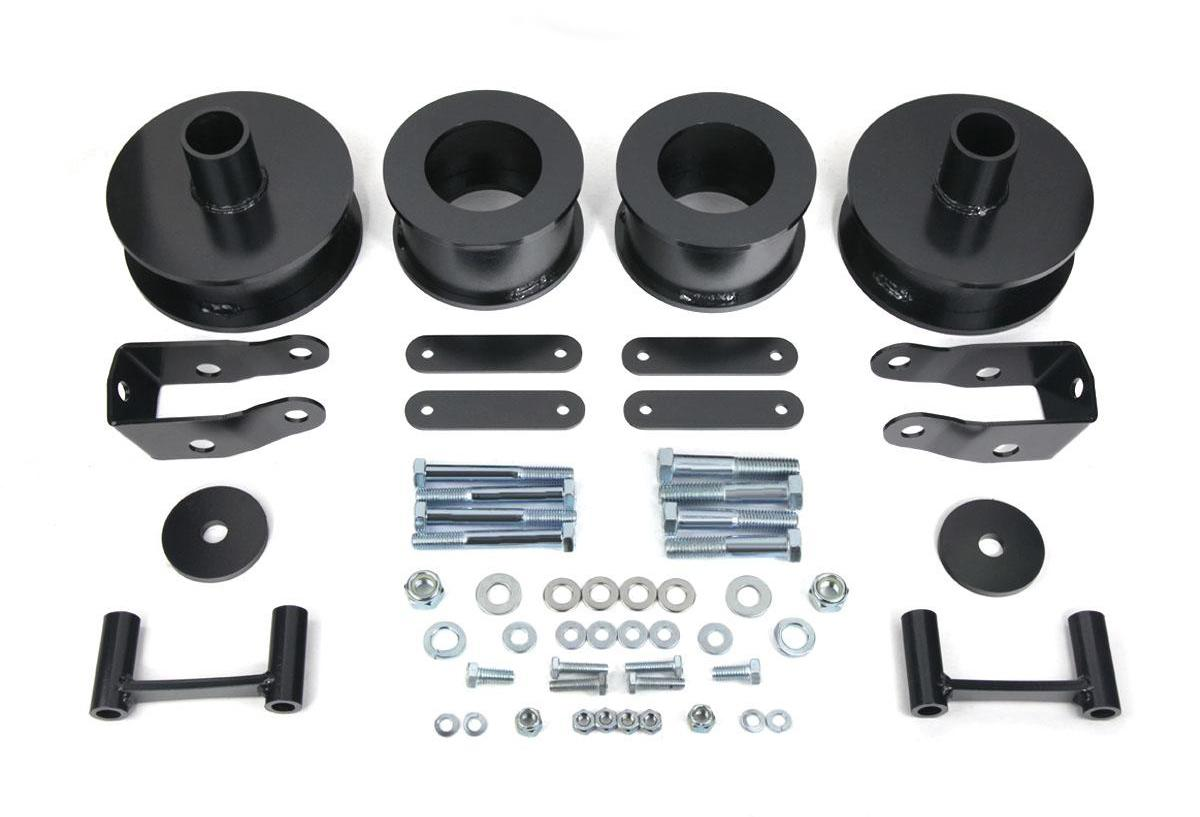 Jeep Wheel Spacers Or Extenders : Jeep wrangler jk quot full lift leveling spacer