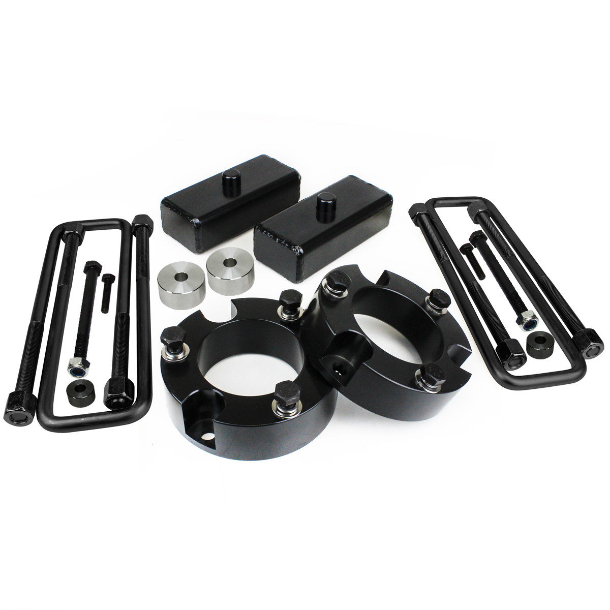 3 Front 2 Rear Full Level Lift Kit Diff Drop For 05 18 Toyota Kits Tacoma Inch Leveling Differential 2005 2006 2007