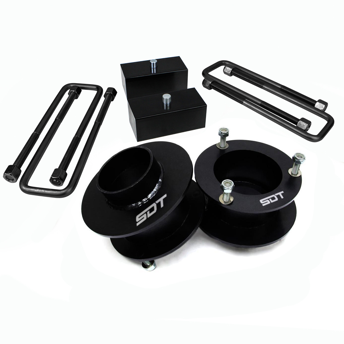 3& 34 Front 2& 34 Rear Leveling Lift Kit 2003 2013 Dodge Ram 2500 3500 4x4 4WD