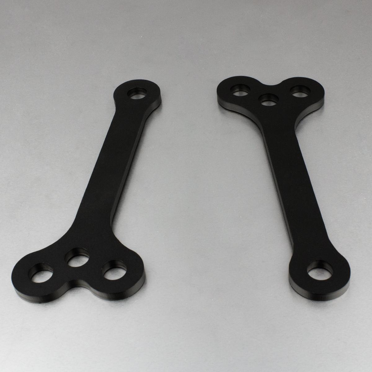"01-19 Suzuki Volusia 800 Boulevard C50 1/""-2/"" Rear Lowering Links Link Kit"
