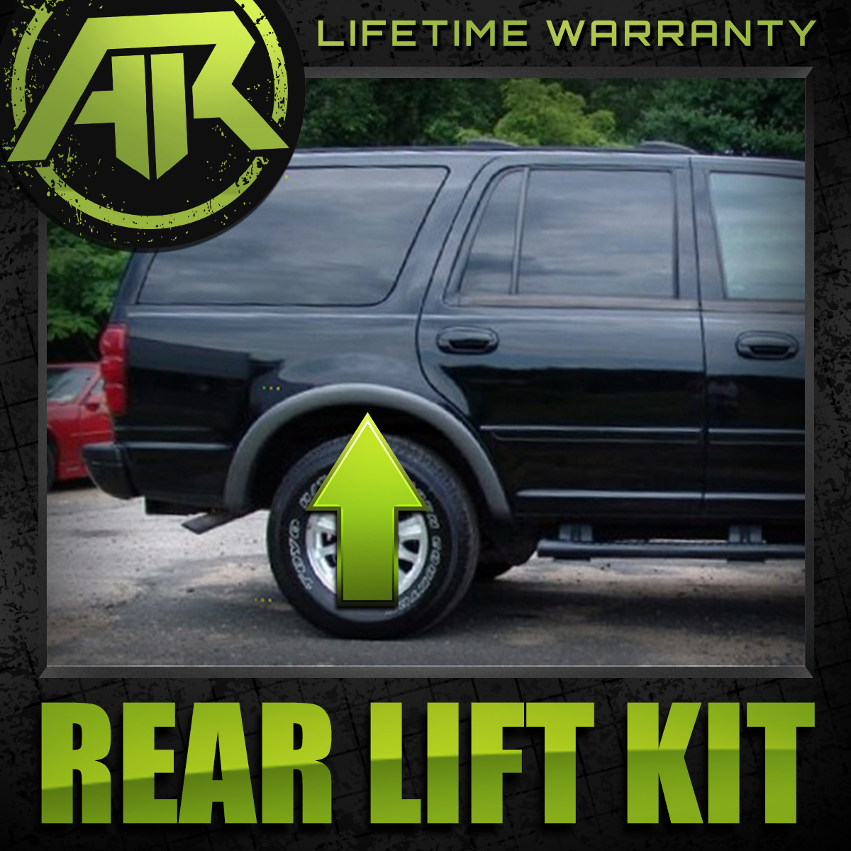 Get 2002 Ford Expedition Lifted