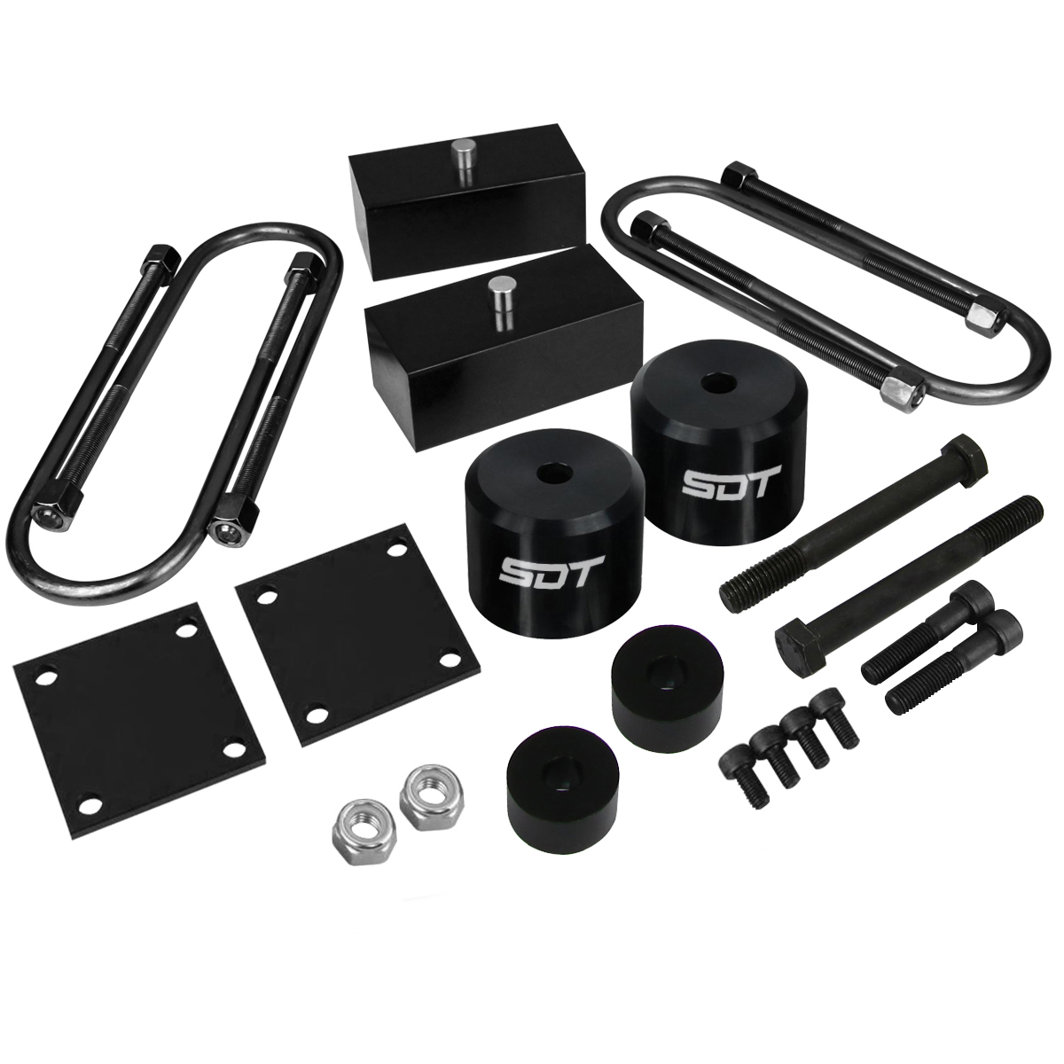"""99-04 Ford F250 F350 Super Duty 3/"""" Front 3/"""" Rear Lift Leveling Kit 4x4 4wd"""