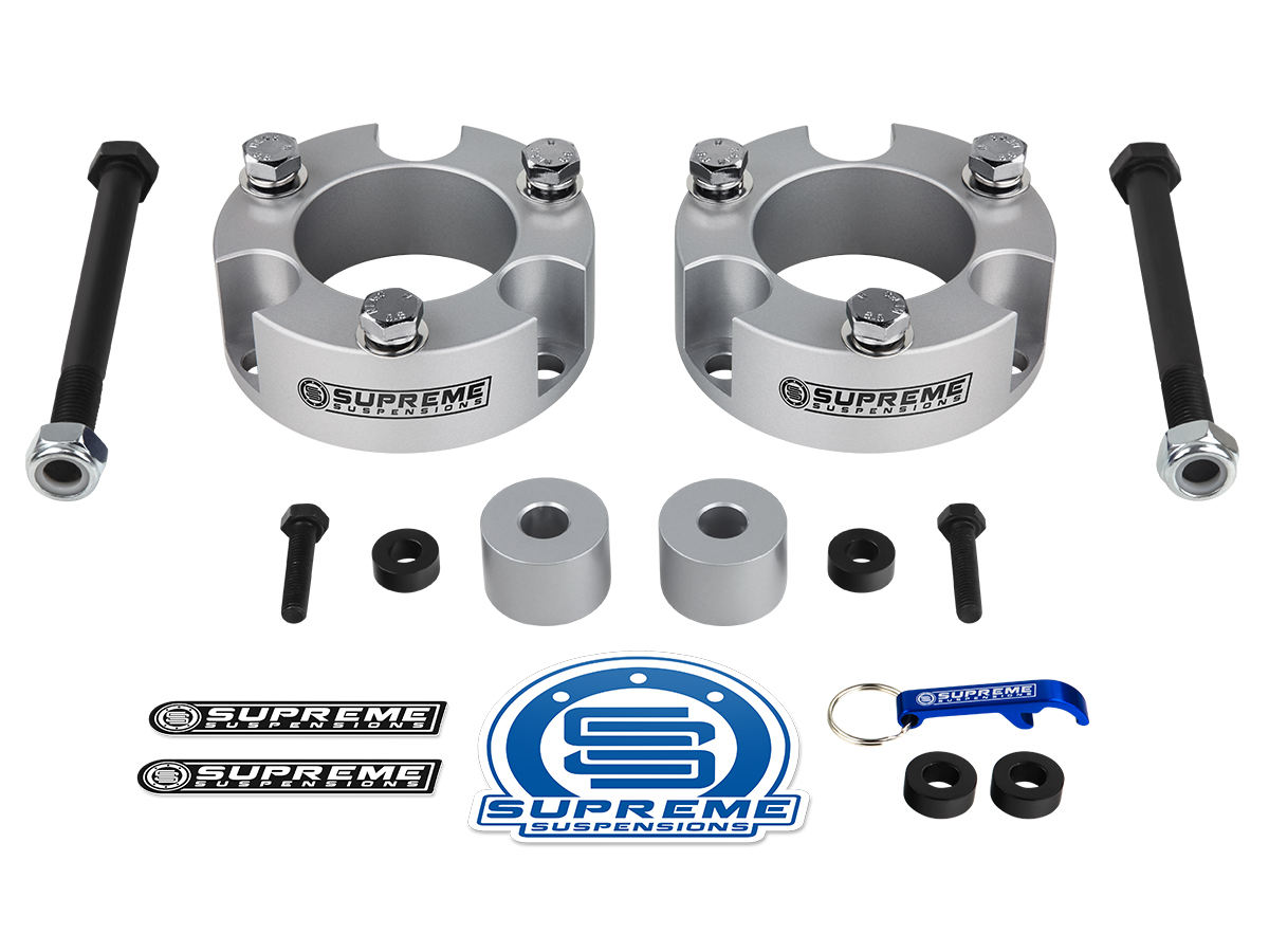 For 95 04 Toyota Tacoma 3 Front Lift Leveling Kit W Diff Drop 4wd 2004 Truck Lifted Inch 2 4 Wheel Drive