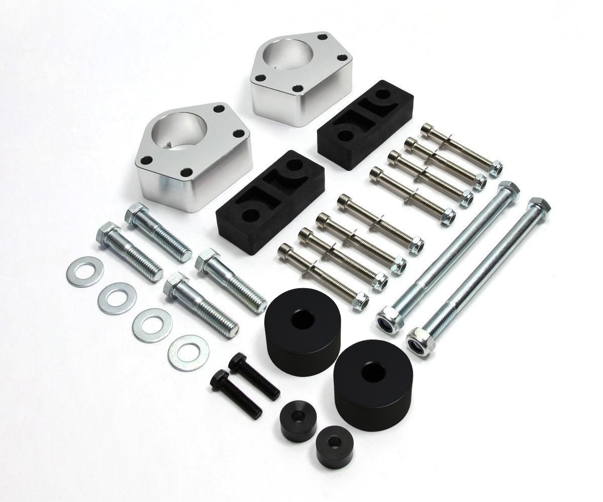 """SR Billet 3/"""" Front Lift Spacer Kit /& Diff Sway Drop 84-95 IFS 4Runner 2WD /& 4WD"""