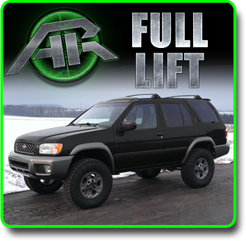 For 1996 2004 Nissan Pathfinder Infiniti Qx4 4x2 4x4 Full 25 Inch