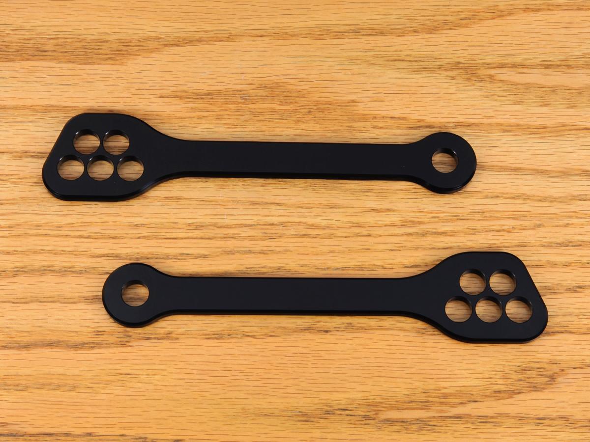 1998 ZX6-R Adjustable Rear Lowering Links Dog Bones Lifetime Warranty ZX-6R